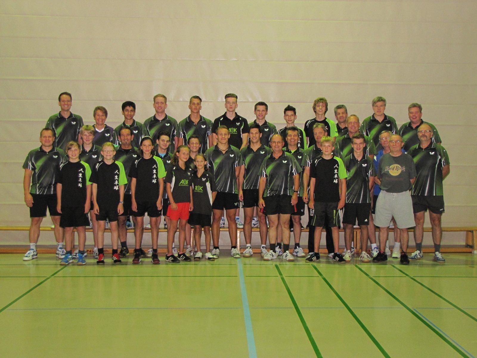TV Hochdorf Abteilung Tischtennis