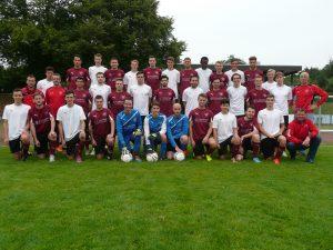 Fußball Mannschaft TV Hochdorf