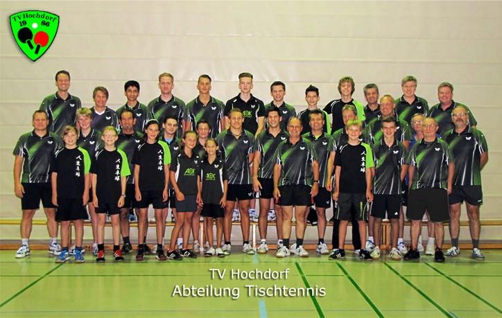 TV Hochdorf Tischtennis