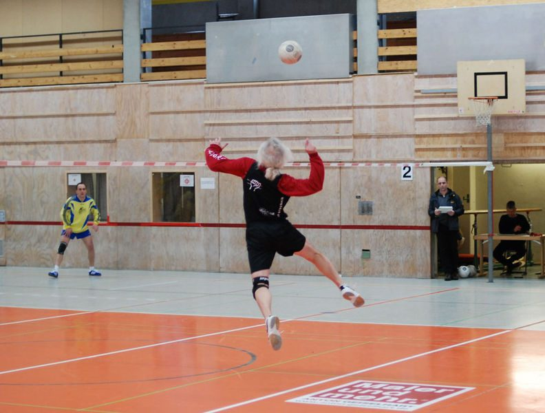 Faustball-Abteilung des TV Hochdorf bei Plochingen
