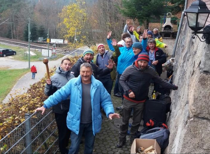Trainingslager Niederwasser(Schwarzwald) 2018