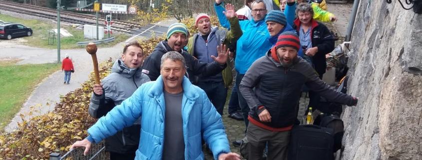 TV Hochdorf Abteilung Faustball Ausflug NIederwasser