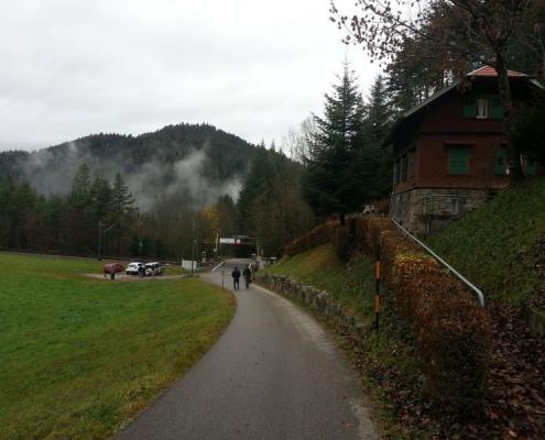 Trainingslager Niederwasser(Schwarzwald) 2015