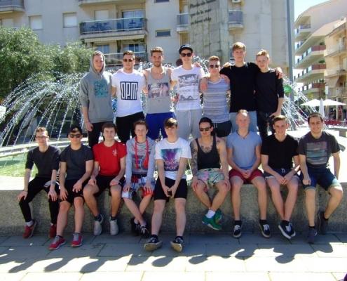 A-Jugend Mannschaftsbild Saison