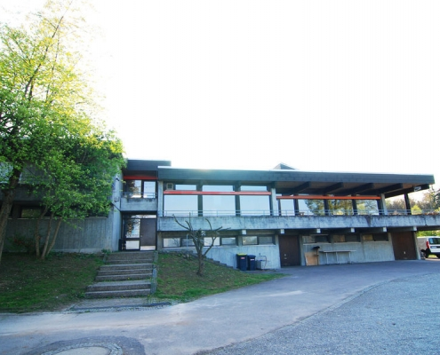 Aspen Sportstätte Gaststätte TV Hochdorf