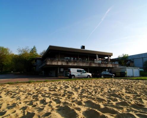 Aspen Sportstätte Beachvolleyballfeld TV Hochdorf