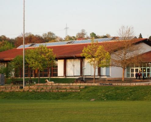 Breitwiesenhalle TV Hochdorf