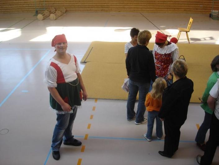 Hitradio Antenne 1 beim TV Hochdorf