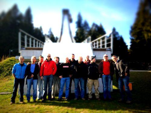 Faustball Trainingslager Niederwasser 2012