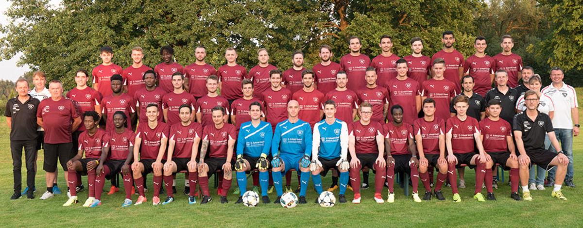 TV Hochdorf Aktive 1. Mannschaft Fussball