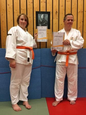 Judoprüfungen TVH