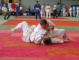 Haltegriff Judo TV Hochdorf