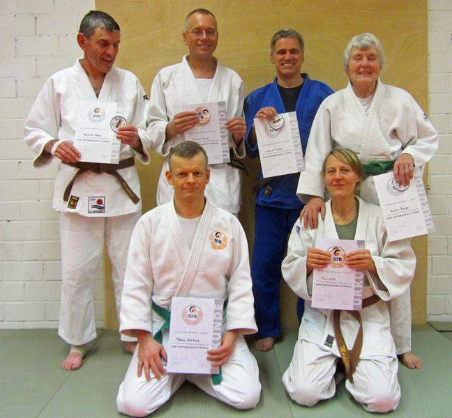 Hochdorfer Judokas
