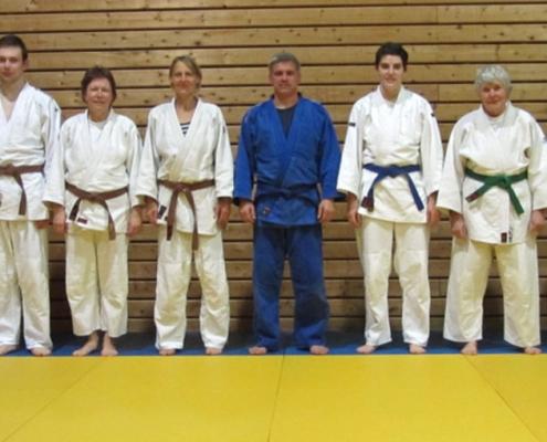 Sportabzeichen Judo TV Hochdorf