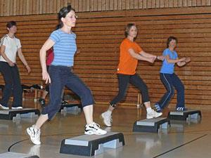 Abteilung Fitness TV Hochdorf
