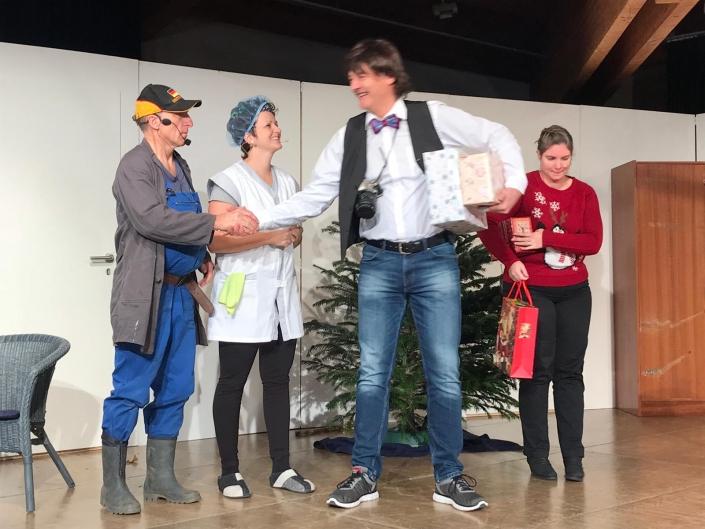 Theatergruppe des TV Hochdorf