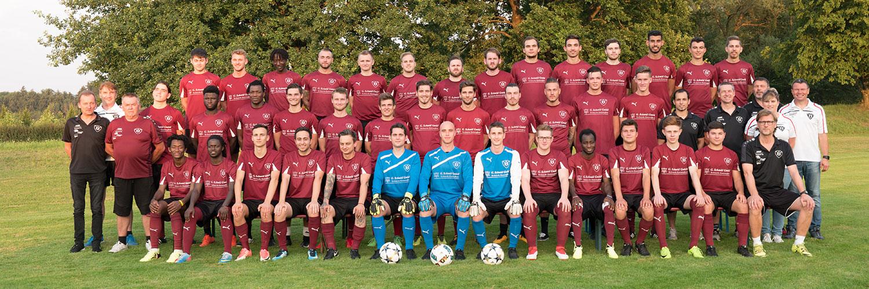 Erste und Zweite Mannschaft 2018/2019 TV Hochdorf