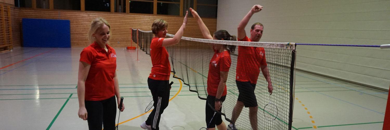 TV Hochdorf Abteilung Badminton Mixed