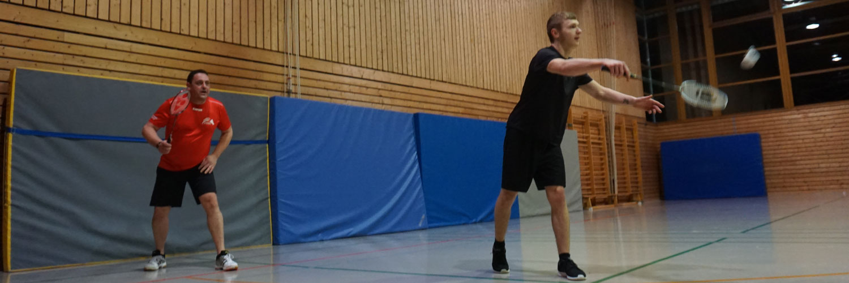 TV Hochdorf Abteilung Badminton Training