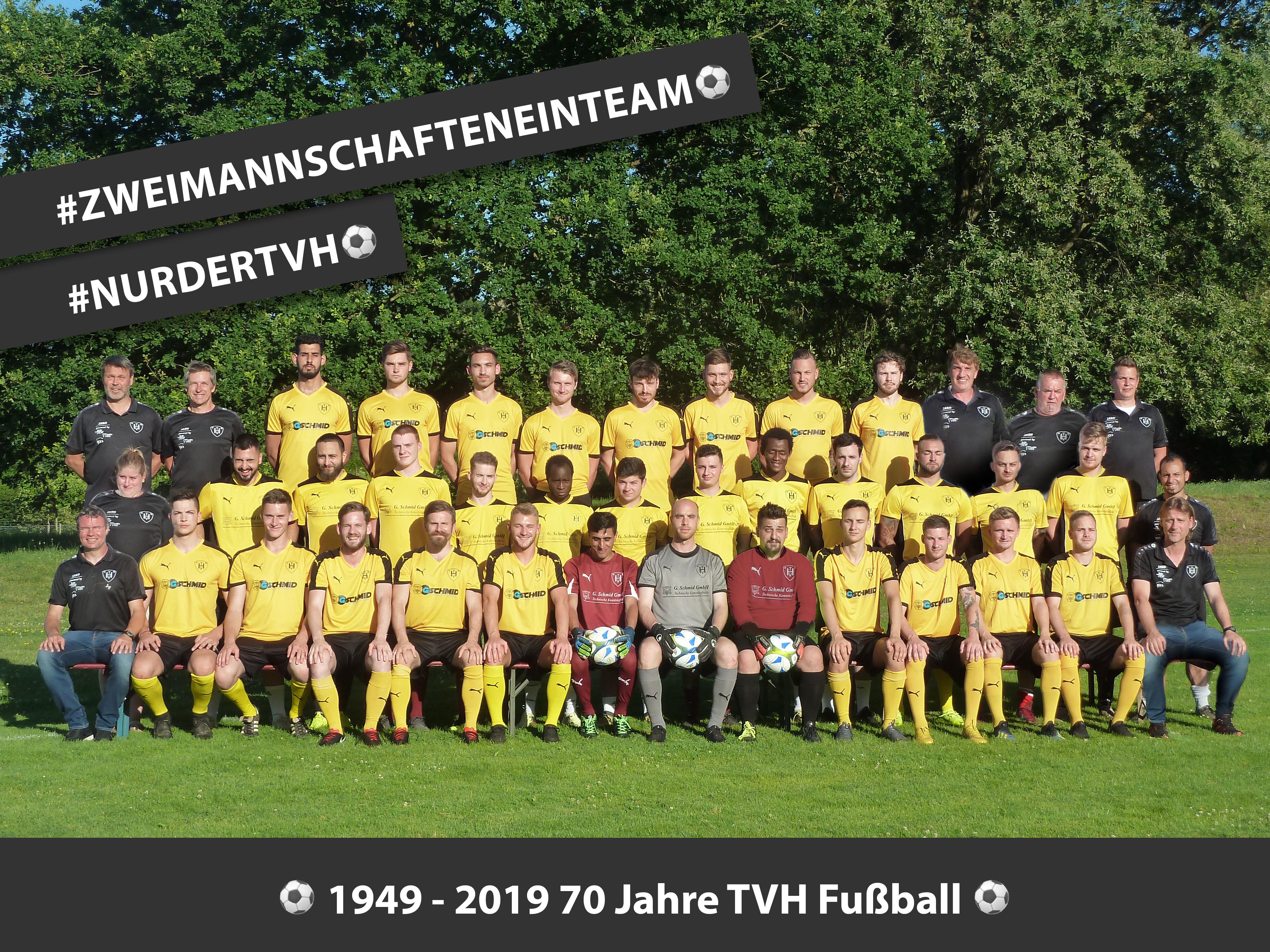 TV Hochdorf Aktive Mannschaften