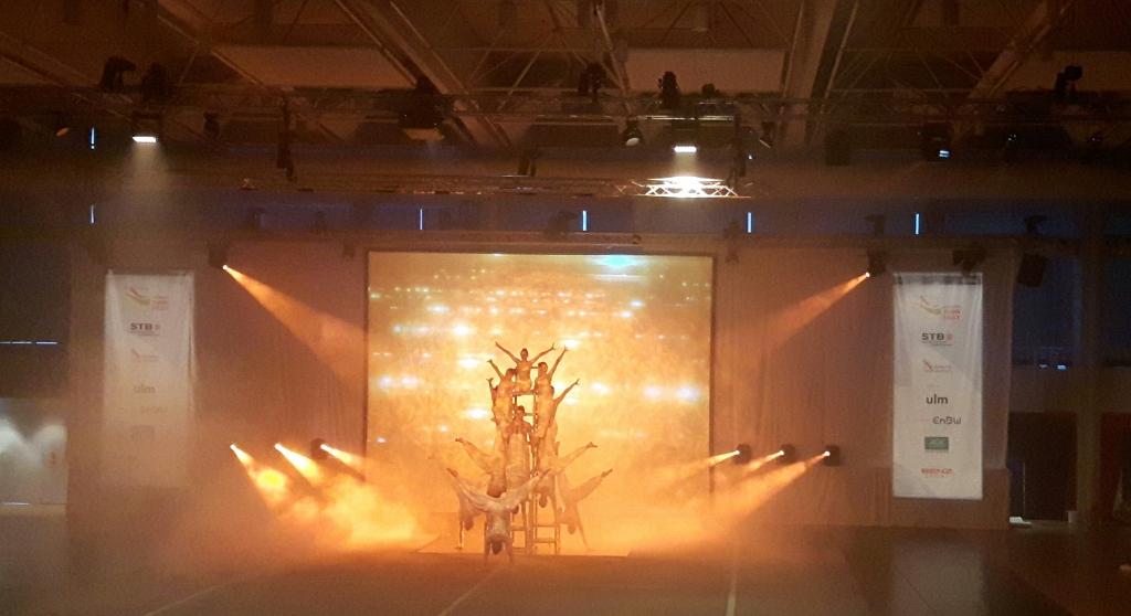 TV Hochdorf Landesturnfest Ulm 2016