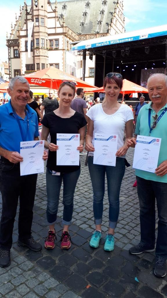 Landesturnfest in Schweinfurt 2019