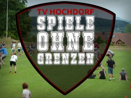TV Hochdorf Spiele ohne Grenzen