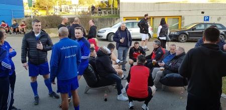 AH Fussballturnier Hochdorf mit Discofever 2020