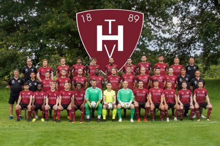 Aktive Mannschaft TVH 2021/2022 Fussball
